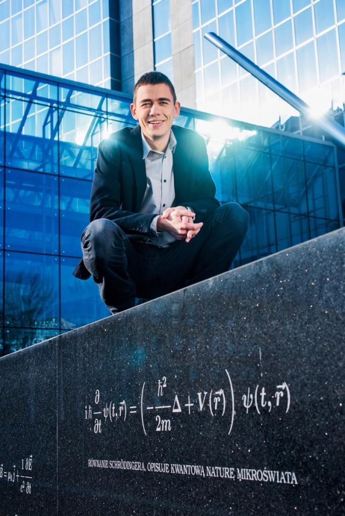 Maciej Jasiński fizyk wyjaśnia