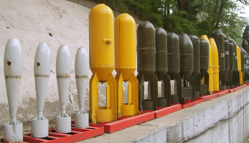 bomby lotnicze